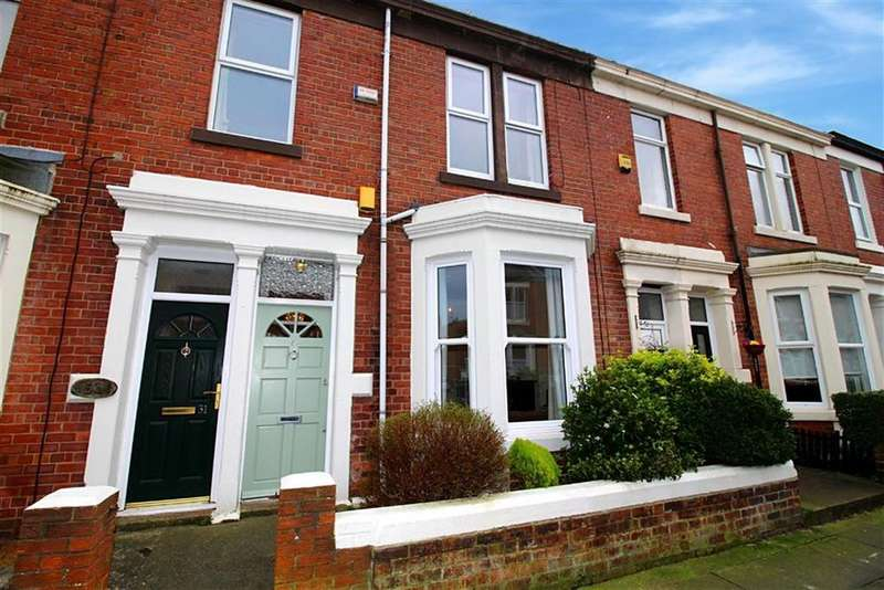 2 Bedrooms Flat for sale in Kitchener Terrace, North Shields