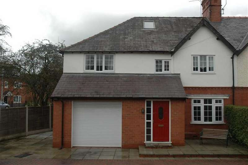 4 Bedrooms End Of Terrace House for sale in Heath Terrace, Flag Lane South, Upton, Chester