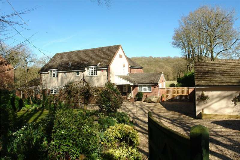 4 Bedrooms Detached House for sale in Upper Lambourn Road, Lambourn, Hungerford, Berkshire