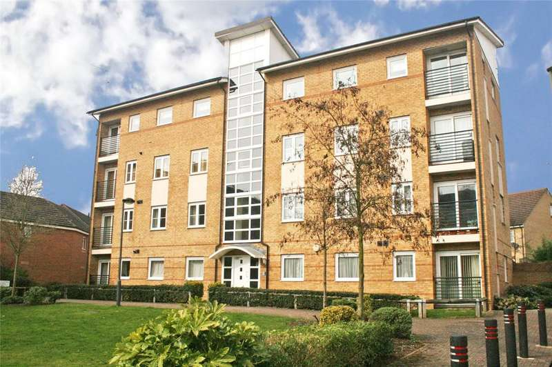 2 Bedrooms Flat for sale in St. Josephs Green, Welwyn Garden City, Hertfordshire