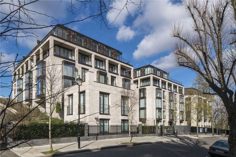 3 Bedrooms Flat for sale in 50, St Edmunds Terrace, St John's Wood, London, NW8