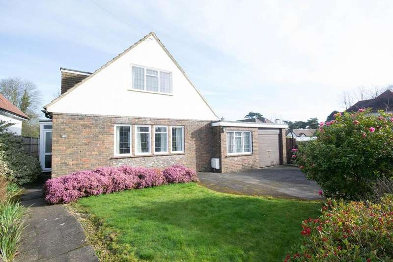 3 Bedrooms Chalet House for sale in Middleton Road, Shenfield, Brentwood, Essex, CM15