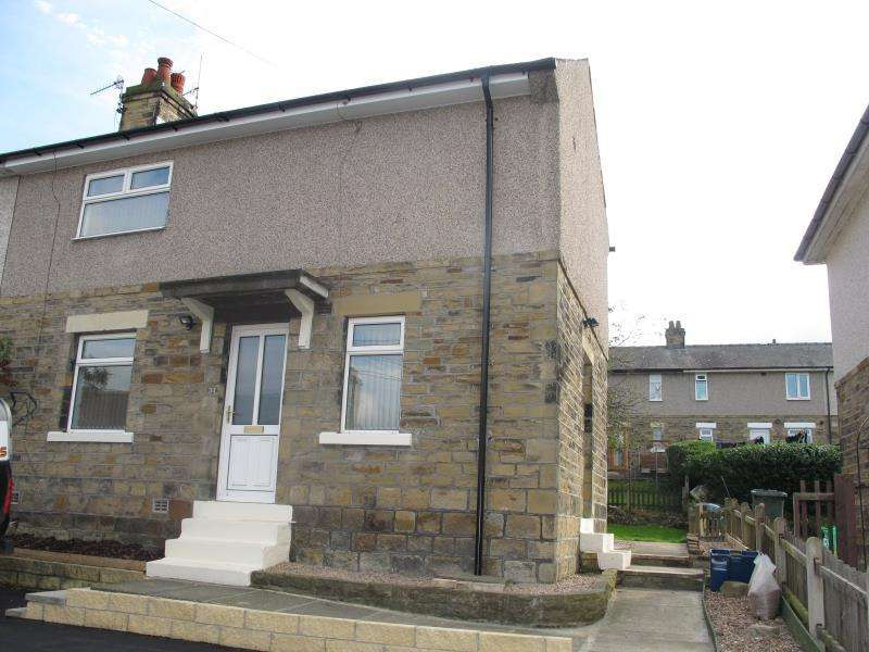 2 Bedrooms Semi Detached House for sale in ALBERT AVENUE, SHIPLEY BD18 4NT