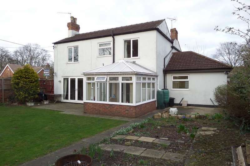 4 Bedrooms Detached House for sale in Mill Lane , Morton