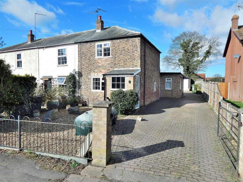 3 Bedrooms End Of Terrace House for sale in Churchgate Way, Terrington St. Clement, King's Lynn