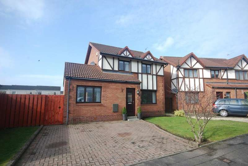 4 Bedrooms Detached Villa House for sale in 1 Kenmore, Troon, KA10 6PF