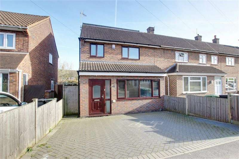 4 Bedrooms End Of Terrace House for sale in Mowbrey Gardens, Loughton, Essex
