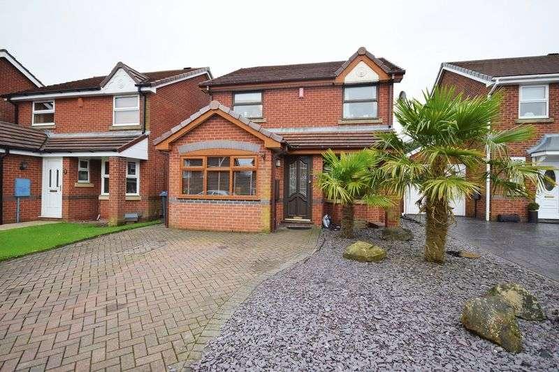 3 Bedrooms Detached House for sale in Oak Mount Road, Werrington