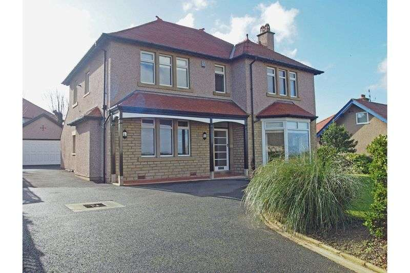 4 Bedrooms Detached House for sale in Beechwood, 8 Heysham Avenue, Heysham