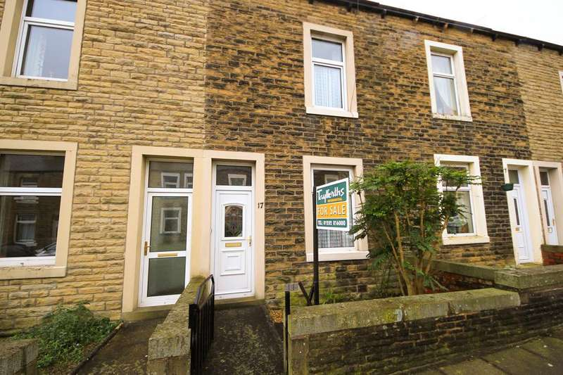 3 Bedrooms Terraced House for sale in Denton Street, Barnoldswick BB18