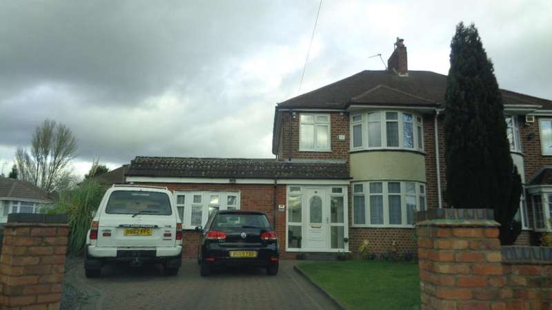 3 Bedrooms Semi Detached House for sale in Ashville Avenue, BIRMINGHAM B34