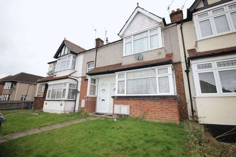 2 Bedrooms Flat for sale in Headstone Gardens, North Harrow, Middlesex, HA2 6PW