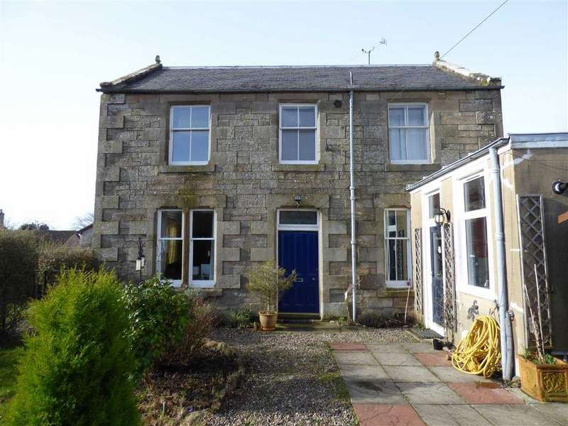 2 Bedrooms Semi Detached House for sale in Bishopgate, Cupar, Fife