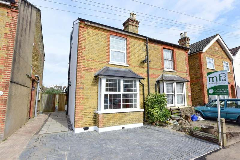 3 Bedrooms Cottage House for sale in Albany Road, HERSHAM KT12