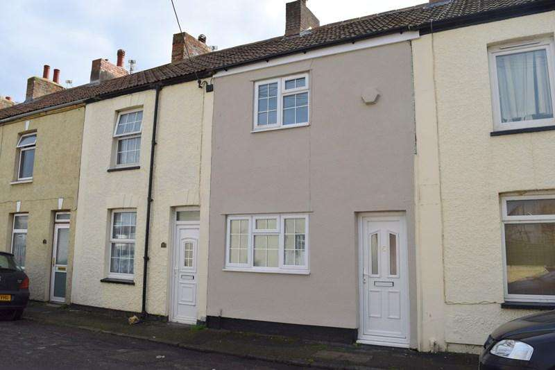2 Bedrooms Terraced House for sale in Cuthbert Street, Highbridge