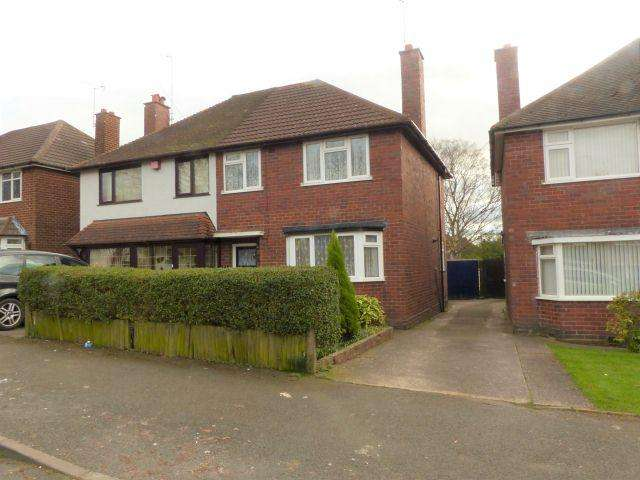 3 Bedrooms Semi Detached House for sale in Raeburn Road,Great Barr,Birmingham