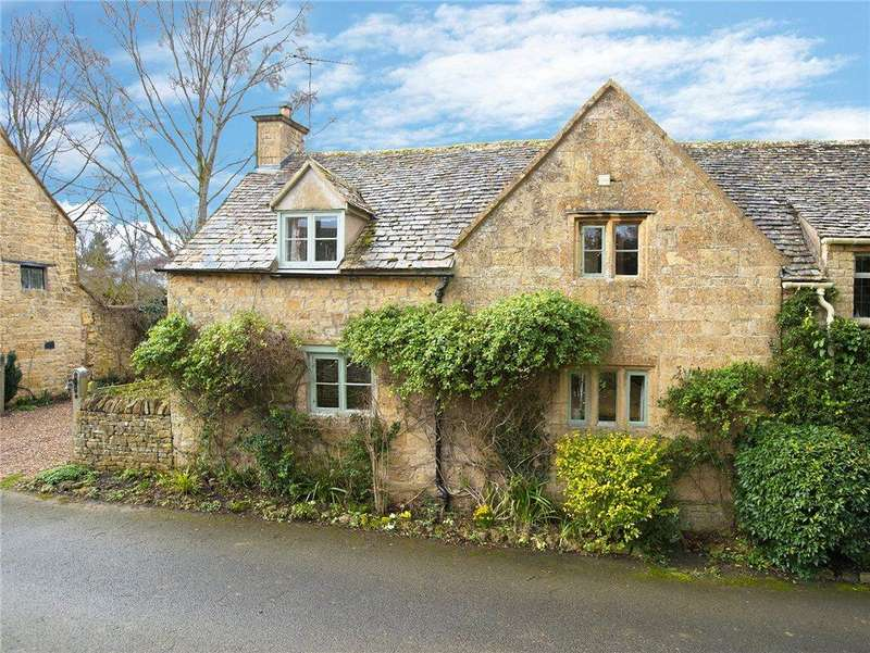 2 Bedrooms Semi Detached House for sale in Buckland, Broadway, Worcestershire, WR12