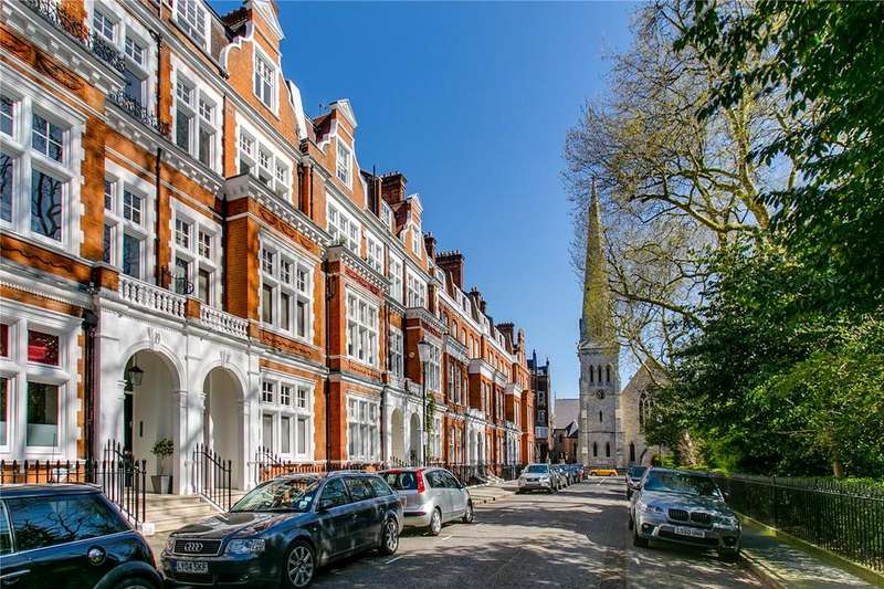 2 Bedrooms Flat for sale in Evelyn Gardens, South Kensington, London