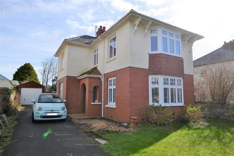 3 Bedrooms Detached House for sale in Tenby