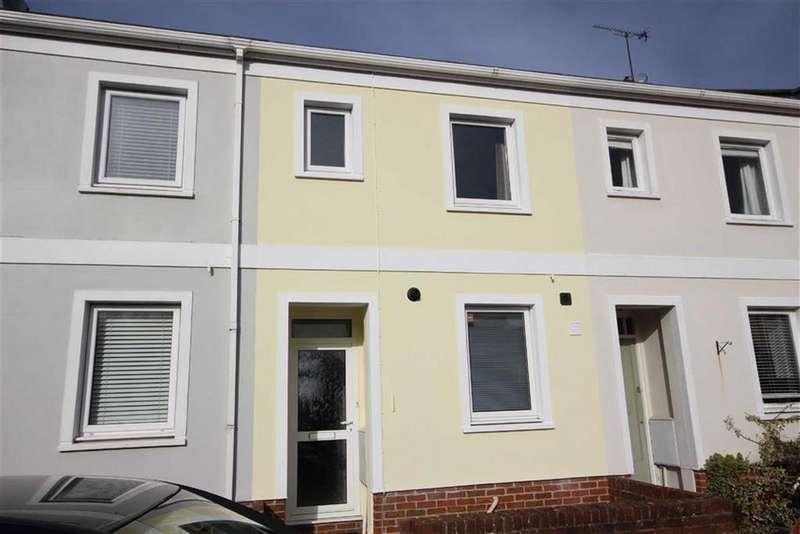2 Bedrooms Terraced House for sale in Ashford Road, Leckhampton, Cheltenham, GL50