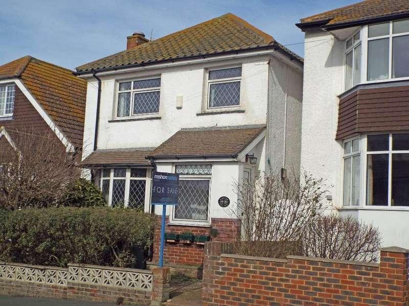 3 Bedrooms Detached House for sale in Romney Road Rottingdean East Sussex BN2