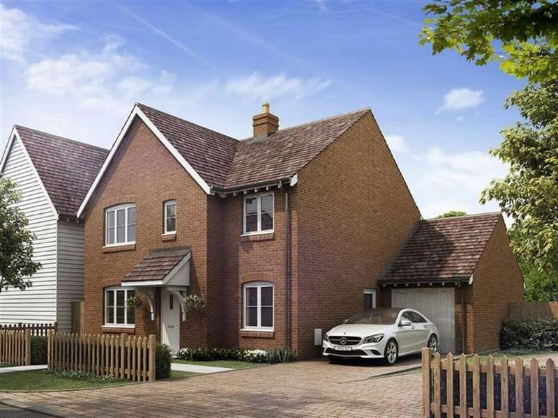 5 Bedrooms Detached House for sale in Oak Heights, Northiam