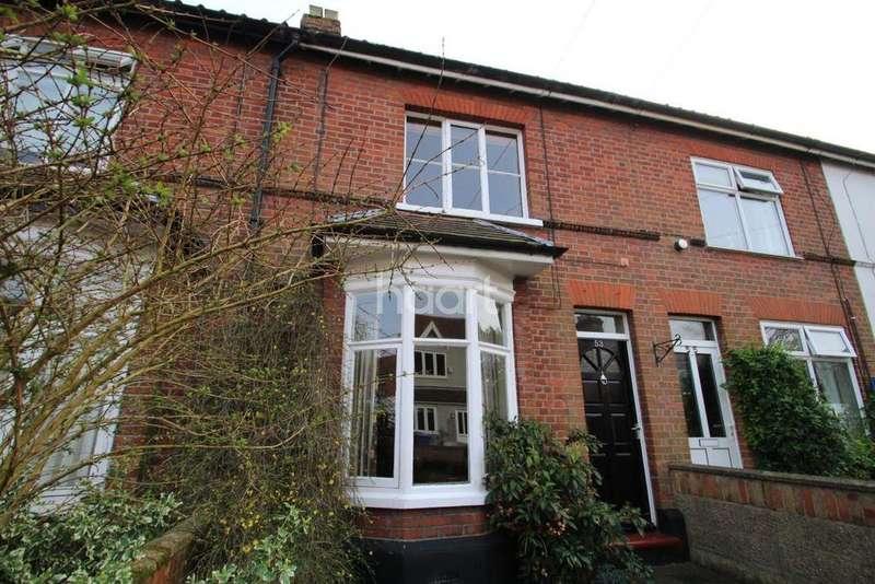 3 Bedrooms Terraced House for sale in Hughenden Road