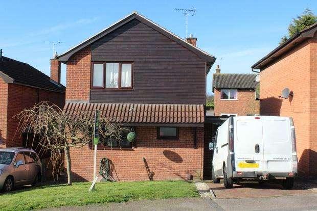 4 Bedrooms Detached House for sale in Kings Meadow, Rainworth, Mansfield, NG21