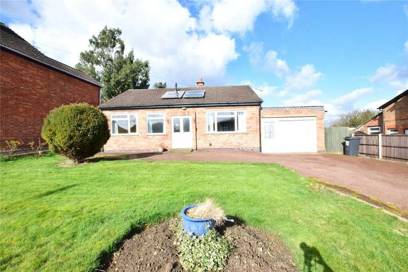 3 Bedrooms Detached Bungalow for sale in Welby Lane, Melton Mowbray, Leicestershire