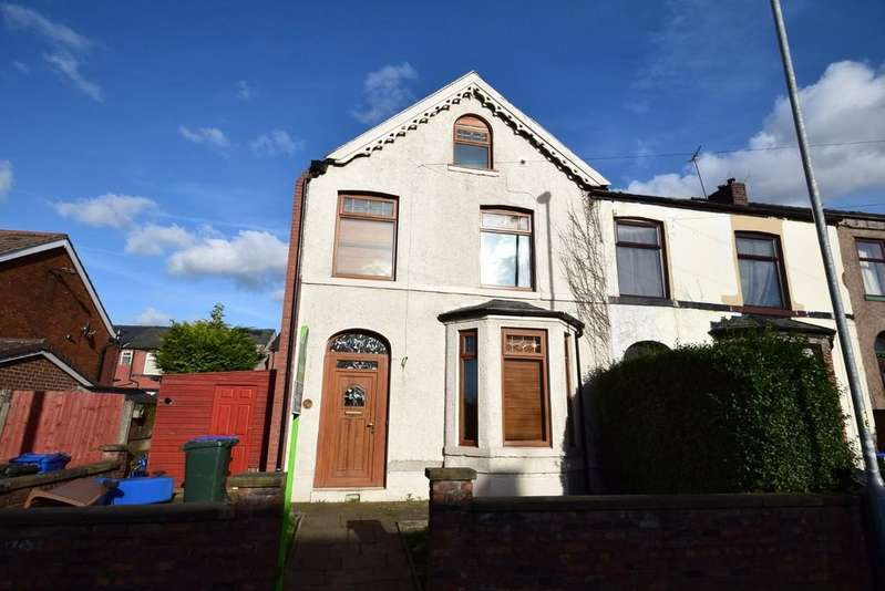 4 Bedrooms Semi Detached House for sale in Green Lane, Heywood