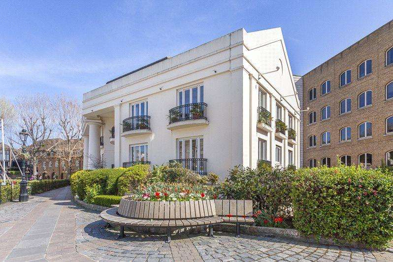 5 Bedrooms Terraced House for sale in Tower Walk, St Katharine Docks, London, E1W