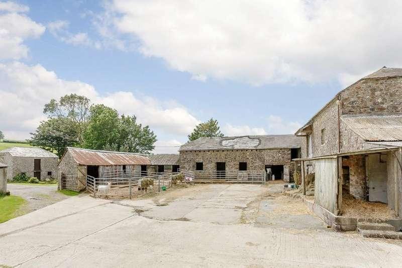 1 Bedroom Barn Character Property for sale in Bradstone, Tavistock