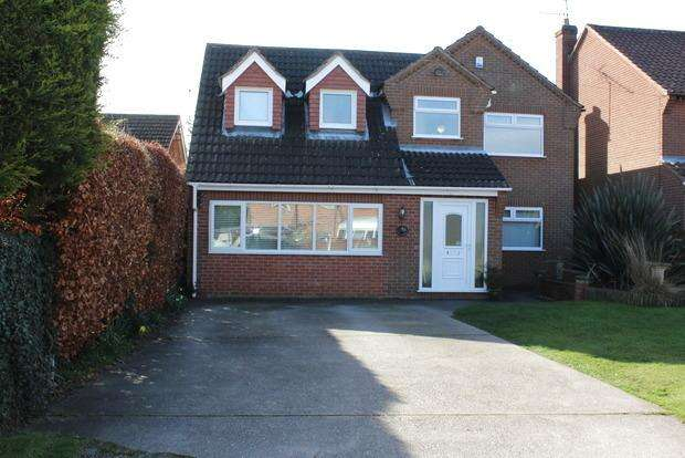 4 Bedrooms Detached House for sale in Friend Lane, Edwinstowe, Mansfield, NG21