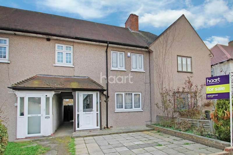 2 Bedrooms Terraced House for sale in Fossway, Dagenham