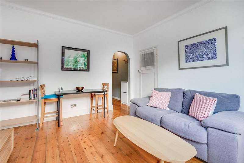1 Bedroom Flat for sale in Rigault Road, Fulham, London, SW6