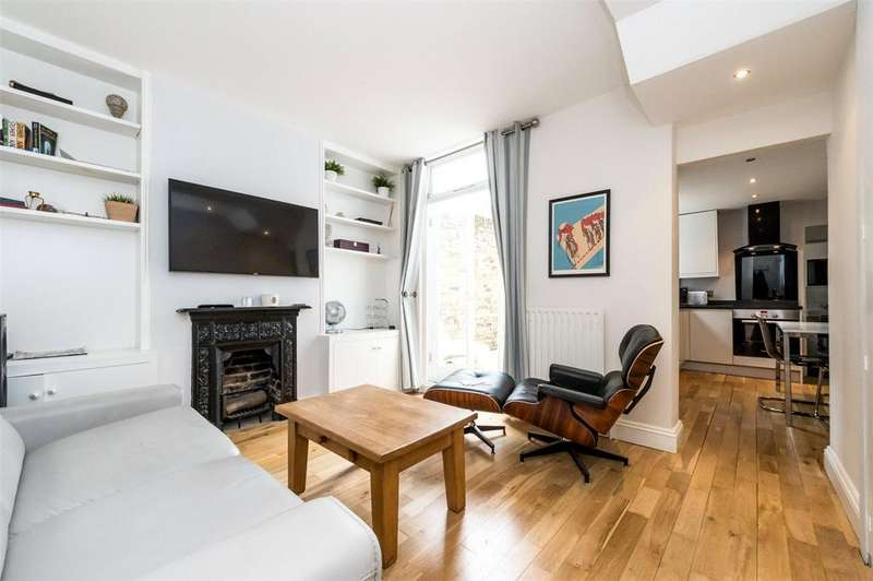 1 Bedroom Flat for sale in Fenwick Place, London, SW4