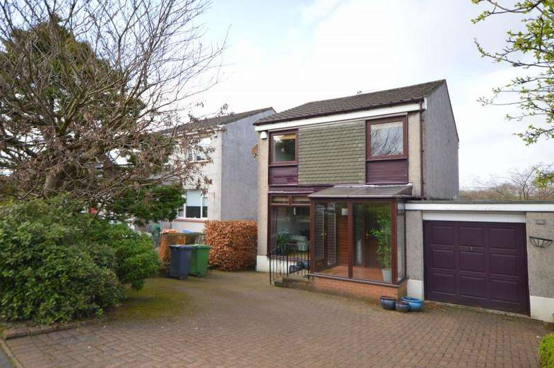 3 Bedrooms Detached Villa House for sale in 78 Boghead Road, Lenzie, Glasgow, G66 4EF