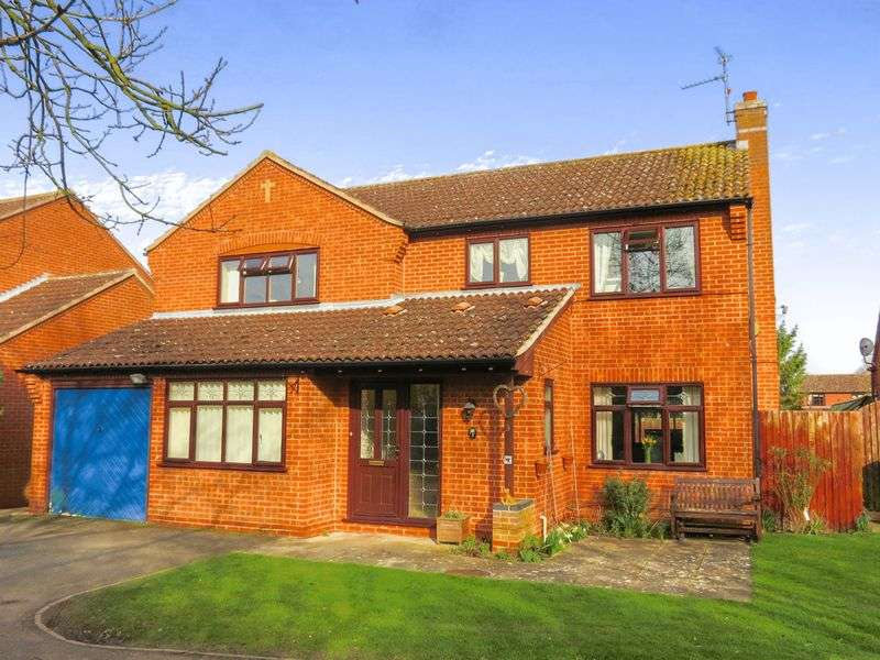 4 Bedrooms Detached House for sale in Haconby
