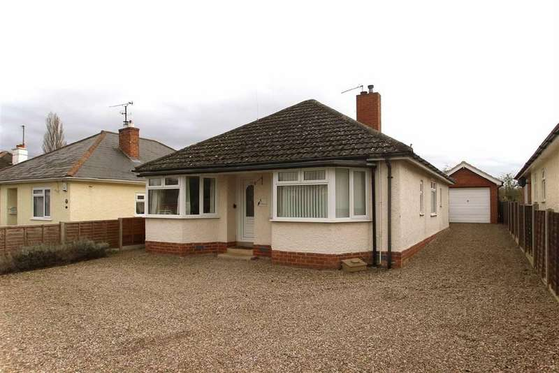 3 Bedrooms Detached Bungalow for sale in Kings Acre Road, Hereford