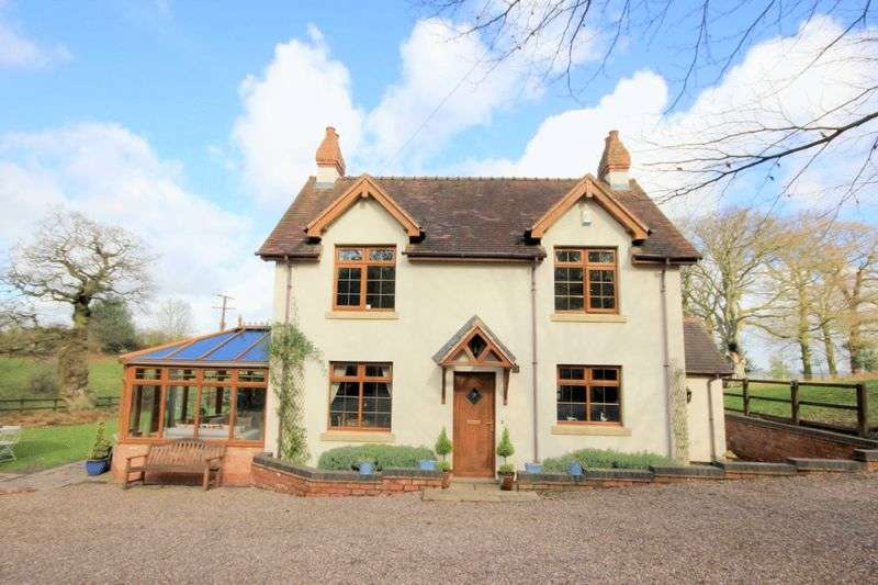 4 Bedrooms Detached House for sale in Penkridge Bank Road, Slitting Mill