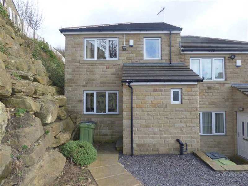 3 Bedrooms Property for sale in Quarry Court, Longwood, HUDDERSFIELD, West Yorkshire, HD3