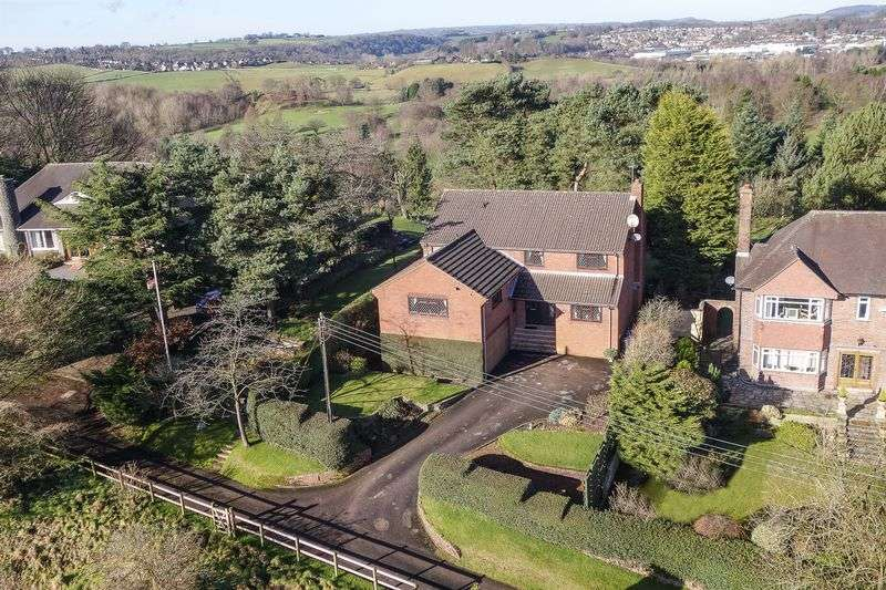 5 Bedrooms Detached House for sale in Cheddleton Road, Leek