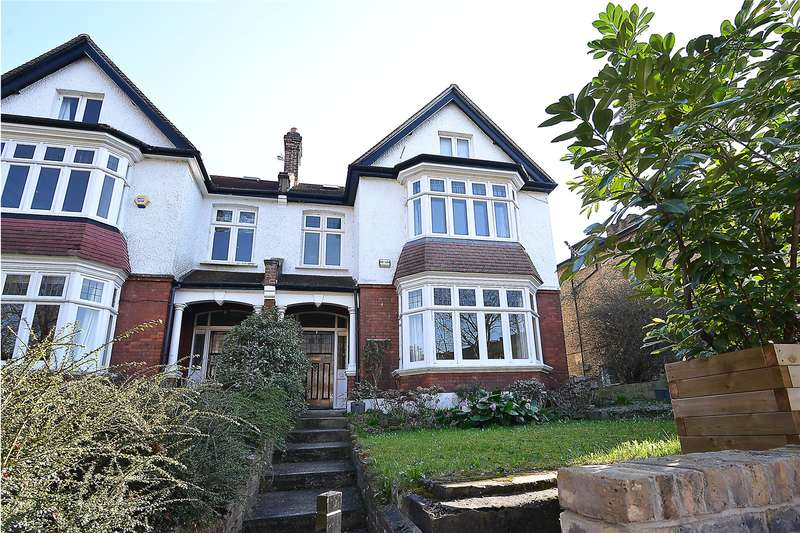 5 Bedrooms Semi Detached House for sale in Eliot Hill, London, SE13