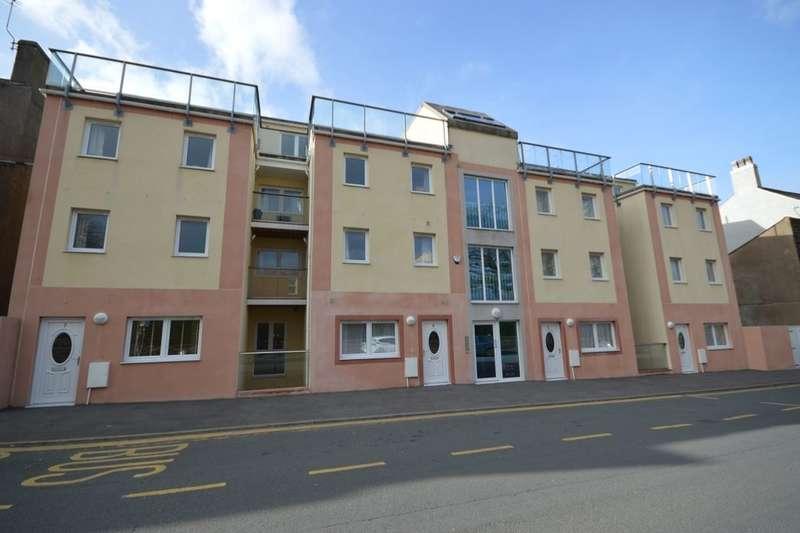 2 Bedrooms Flat for rent in Corporation Road, Workington, CA14