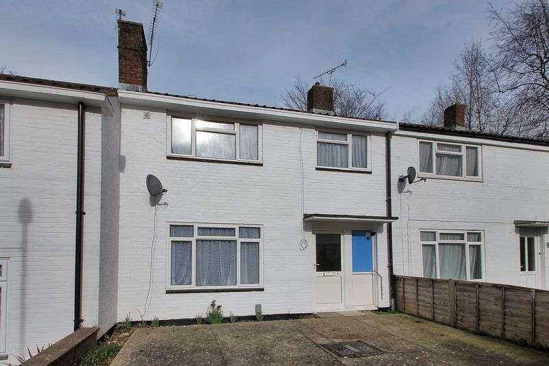 3 Bedrooms Terraced House for sale in Vanners, Northgate, Crawley West Sussex