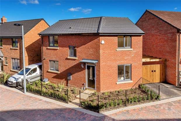3 Bedrooms Detached House for sale in 64 Duddell Street, Lawley Village, Telford, Shropshire