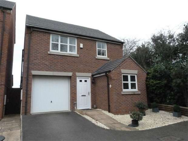 3 Bedrooms Detached House for sale in Walcote