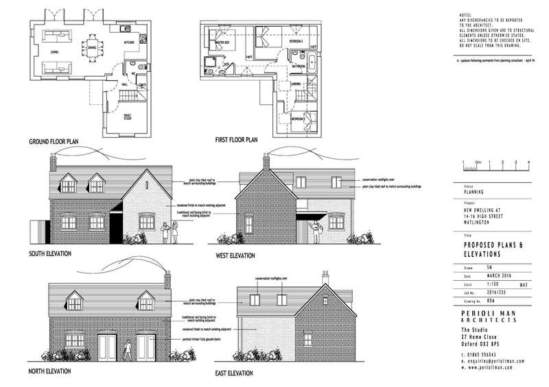 3 Bedrooms Plot Commercial for sale in High Street, Watlington