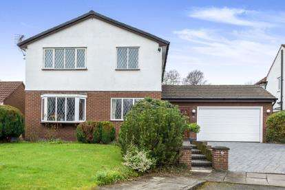 4 Bedrooms Detached House for sale in Fairways Close, Woolton, Liverpool, L25