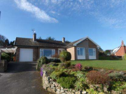 3 Bedrooms Bungalow for sale in Celyn Close, Carmel, Holywell, Flintshire, CH8